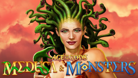 Medusa and Monsters slot machine