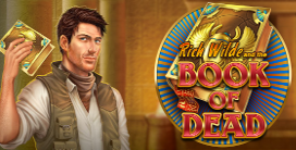 Slot Book of Dead: un grande successo Play'n GO Logo